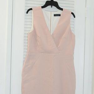 Dorothy Perkins Blush Pencil Dress